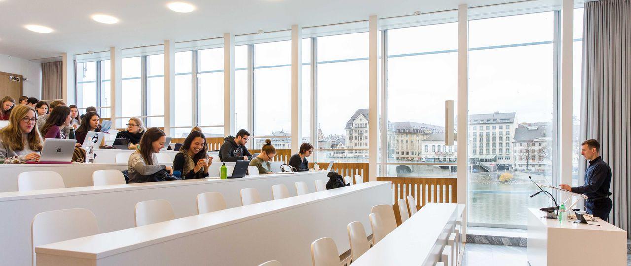 Vorlesungssaal Rheinsprung