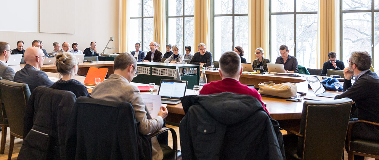 Fakultätsversammlung